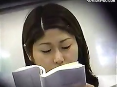 paroase, sex in public, uniforme, pantaloni, orgasm la webcam, japoneze, sub fustite