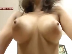 blowjob, japanese, big-tits, hairy-pussy, creampie, riding, asian, doggystyle, babe