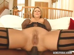 Lex steele and mandy bright doubled by wang and hitachi