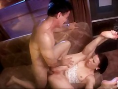 Lusty paramour dana dearmond gets the erotic amoutn of dude fluid after the nice plow