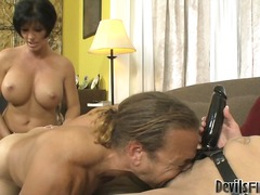 first, strap-on, old, hard, double-penetration, neighbor, hd, cunilingus, guy, wife