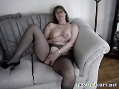 housewife, milf, pussy-eating, australian, masturbation, orgasm, granny, moaning, homemade