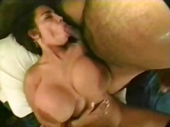 Large hooter latina superb as poke pulverizes old fortunate fuckers!!