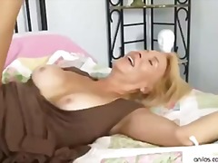 Mature erica lauren enjoys to get nailed