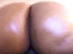 Enormous caboose chubby black assfuck hook-up