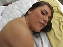 brunette, tight, titty-fucking, point-of-view, busty, big-tits, anal, young, bbw, ass-fucking