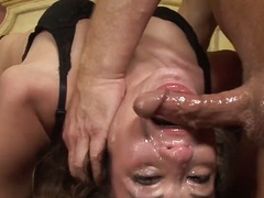 Sloppy and nastiest oral pleasure in history