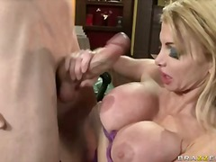 Filthy blonde taylor wane takes a huge long hard-on taunting her for some actionionion