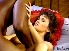 inter-racial, esperma escorrendo, vintage, hardcore, maduras