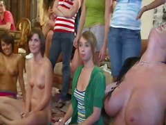 Molten unclothed college sorority hazing