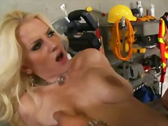 Alluring slut haley cummings gets real poked by a stiffy in this chabr hot beaver