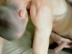 Gay lad assfucked rock hard by mature gay men large schlong