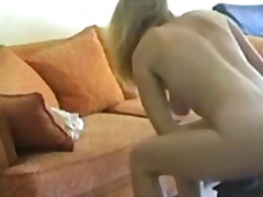 Wifey's climaxes caught on hidden cam