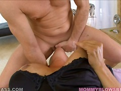 Face fuckhole penetrated mom debi d.