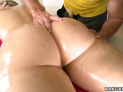 Blonde with kinks alexis texas peels off