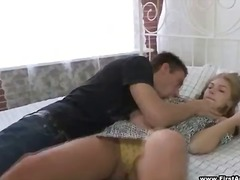 Very first assfuck rendezvous with luxurious teenage model