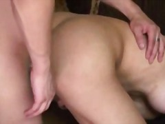 Ladyboy and boy donk tear up each other