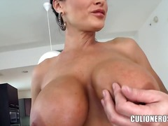 Provocative well known brunette pornstar lisa ann