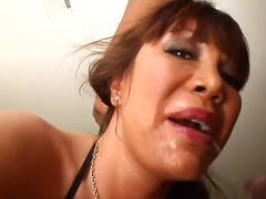 Mature asian slut ava devine with