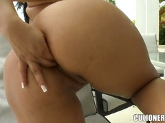Latina whorish schoolgirl sofia with fat