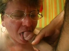 Wonderful hookup episodes with old and insatiable granny hoes
