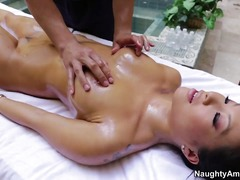 Asa akira is so stressed out