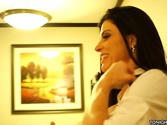 Escort india summer roleplays as smut teacher for insatiable client