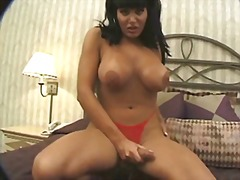 big ass, cock, natural boobs, small tits, tits, big cock, masturbation, shemale, big, busty, solo