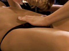 Lesbians samantha ryan and cindy hope