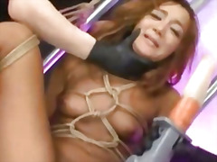 Japanese restrain bondage hookup - extraordinary bdsm penalty of asuka