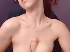 All all-natural huge-boobed bombshell hd