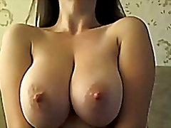 Meaty inborn hooters stunner climax hd