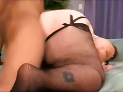 Massive butt veronica bottoms pulverizes her trainer