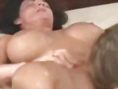 Lesbo climax compilation