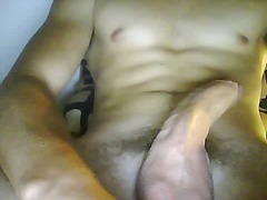 masturbasi, gay, webcam, video amatir, sendirian