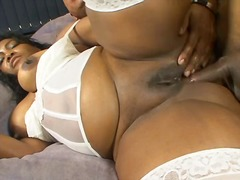 Giant brazilian bootie mummy screwed