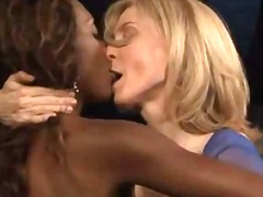 lesbian, tits, big boobs, pornstar, interracial, big, oral, boobs