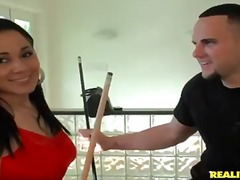 Fine latina ferdanda likes getting taunted by jmac into having rigid hook-up with him