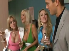Sight at alana evans, kylie, puma swede and ramon nomar in group hookup episode