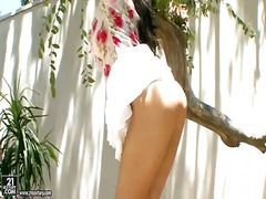 Katsuni, in solitaria, asiatiche, softcore
