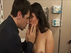 The reaction of doctor dennis marti is predictable. when jessica bangkok takes off in his room, he cant eve...