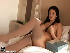 aletta ocean,  stocking, big, softcore, aletta ocean, stockings, big boobs, tits