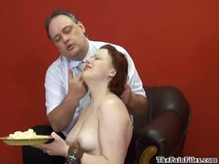 Domestic service maid abjection and dominance