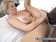 mature, interracial, straight, milf