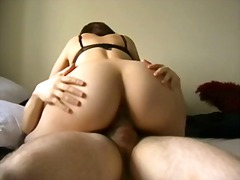 cowgirl, amateur, doggy, pawg, chubby, butt, gf, big, ass, homemade