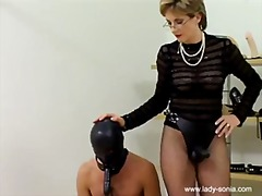 Rope-on slut two