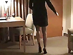 Wifey super hot tearing up in hotel (cuckold)