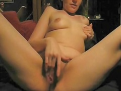 Hirsute wifey wanked and dumps