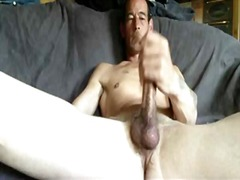 cock, masturbation, big boobs, jerking, big cock, big, gay, solo