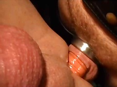 Servant guy gets butt toyed & smashed
